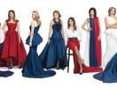 Кира Пластинина представила коллекцию платьев к Олимпиаде