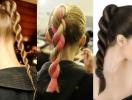 Мастер-класс: как заплести косу-канатик