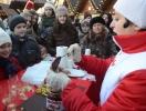 На Рождественской ярмарке во Львове всех угостят 5-метровым рулетом