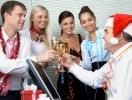 Поздравления с Новым годом 2014 коллегам смешные