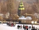 Как и где отпраздновать Крещение 2014 в Киеве