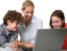 Как родителям общаться с детьми в соцсетях