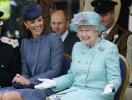 Королева Елизавета раскритиковала гардероб герцогини Кэтрин