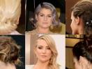 Оскар 2014: лучшие прически знаменитостей