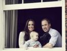 Опубликовано новое официальное фото герцогов Кембриджских
