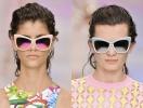 Зеркальные солнцезащитные очки Just Cavalli