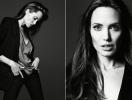 В объективе Эди Слимана: новая фотосессия Анджелины Джоли