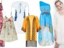 Актуальные платья для пляжа и отдыха лета 2014