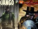 Квентин Тарантино сведет Зорро и Джанго в одном комиксе