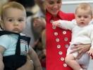 Принц Георг назван самым стильным монархом Британии