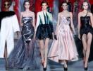 Неделя высокой моды в Париже: Ulyana Sergeenko осень-зима 2014-2015