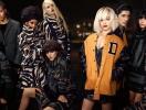 Жители Нью-Йорка и Рита Ора в рекламной кампании DKNY