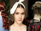 Лучшие прически на Неделе высокой моды в Париже