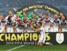 Чемпионат мира по футболу 2014: церемония закрытия и награждение
