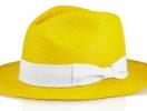 Соломенная шляпа Sensi Studio