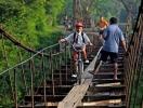 Дети бросают школу из-за плохих дорог