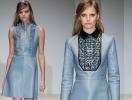 Объект желания: кожаное платье Gucci