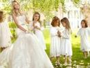 Ангел Victoria's Secret продемонстрировала подвенечные платья
