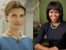 Что общего у Мишель Обамы и Марины Порошенко