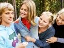 Когда о родственниках не принято говорить: супермодель и сестра-аутист