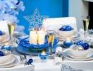 Как сервировать стол ко встречи года Овцы