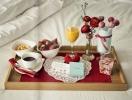 Как приготовить романтический завтрак в День святого Валентина
