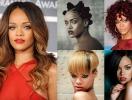 Как менялись волосы Рианны: эволюция причесок с 2006 по 2016
