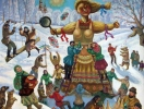 Масленица 2015: традиции четвертого дня