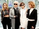 Какие сумки Chanel будут рекламировать Кристен Стюарт, Ванесса Паради и Элис Деллал