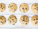 Как быстро приготовить шоколадное печенье по-американски