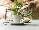 Почему нельзя пить горячий чай?