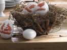 Пасха: как сделать необычные крашенки за 15 минут