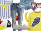 Как одеться на пикник: 4 стильных образа