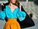 Как Украина влияет на моду: американский Vogue назвал вышиванку модной