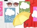Модный прогноз на выходные: как одеться по погоде