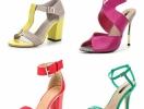 Модные босоножки лета 2015: где купить босоножки от 460 грн