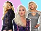 Из брюнетки в блондинку: невероятные перевоплощения Рианны, Джамалы, Кэти Перри и других звезд
