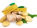 Как похудеть без усилий при помощи имбиря