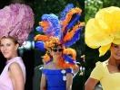 Английская экстравагантность: сумасшедшие шляпы Royal Ascot-2015