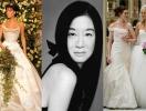 12 лучших свадебных платьев Веры Вонг, которые носили звезды