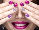 Какие рисунки на ногтях можно использовать в летнем маникюре. Фото
