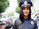 Самая красивая патрульная Киева Людмила Милевич завела блог  на YouTube