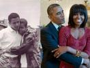 Барак и Мишель Обама отметили годовщину свадьбы