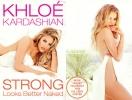 «Сильная и обнаженная»: Хлое Кардашьян позировала голой для обложки своей книги