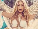 """Джиджи стала новым """"ангелом"""" Victoria's Secret"""