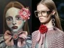 Принты Gucci в картинах и фото современных художников