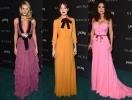 LACMA 2015 Art + Film Gala: банты, оборки и наряды Gucci