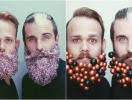 Блестки в бороду: два друга придумывают необычные украшения для своих бород