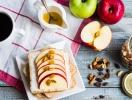 Все буде смачно 28.11.2015: полезные бутерброды с творогом и фруктами