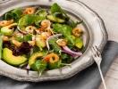 5 салатов с креветками на Новый год
